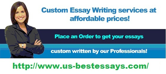 Custom essays written for you