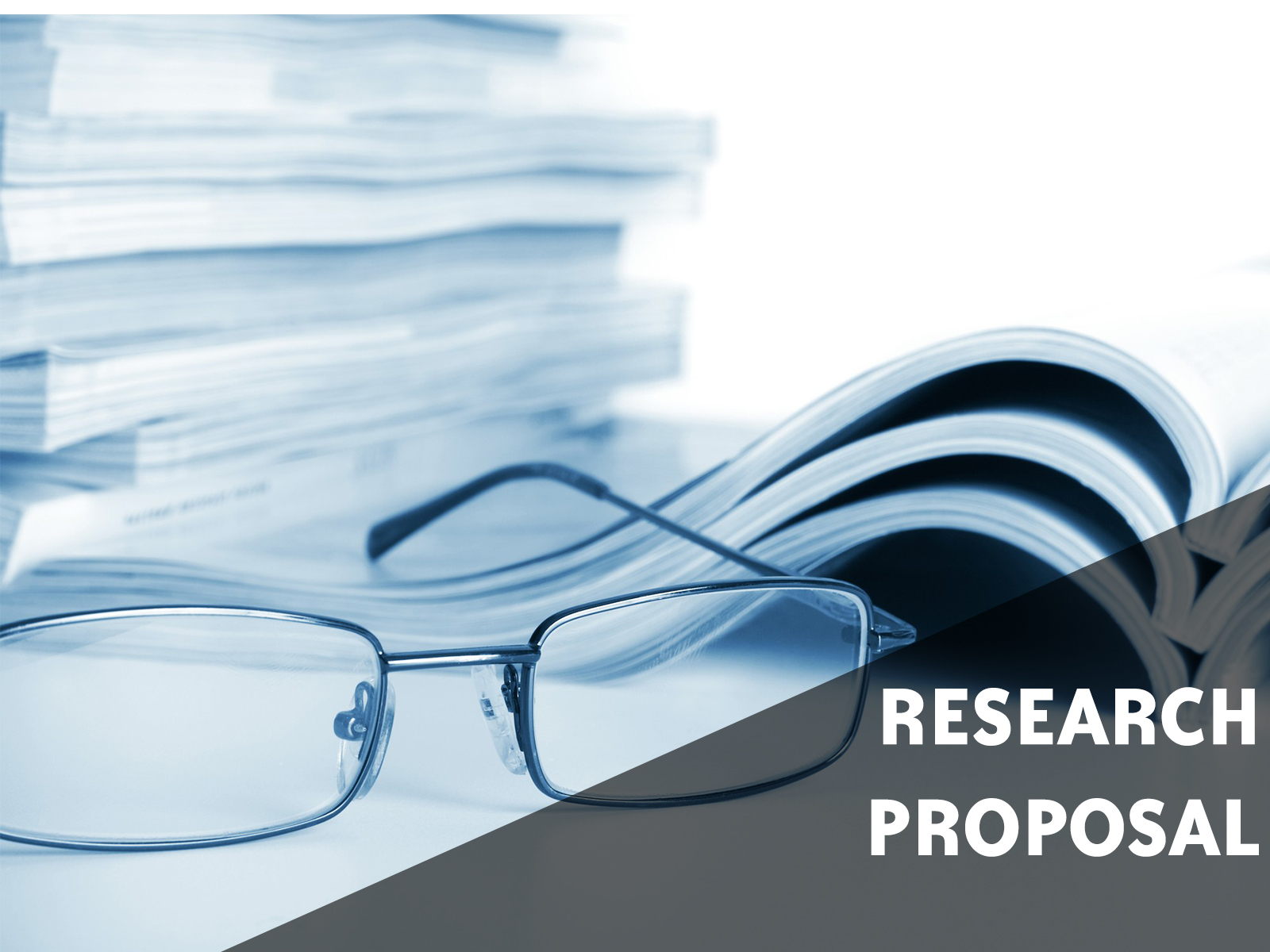 Our writers know how to create winning research proposals