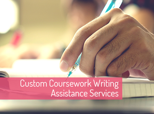 Our Experts Provide Custom Coursework Writing on All Possible Topics