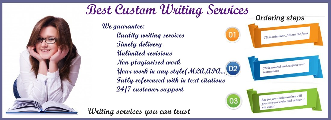 Professional custom essay writing service